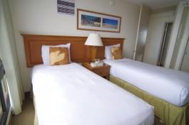 Waikiki Sunset 3708 bed